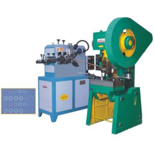Key Ring Making Machine Line pictures & photos