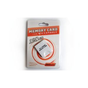 128M Memory Card for Wii (DG0077)