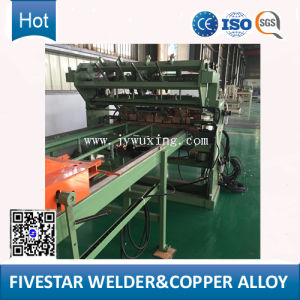 Stainless Steel Wire Mesh Welding Machine Made to Order pictures & photos