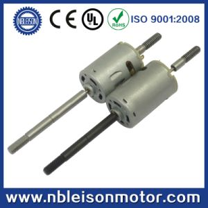 RS545 12V Small DC Motor for Portable Rechargeable Fan in Cambodia Market pictures & photos
