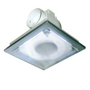 Ventilation Fan with Lamp