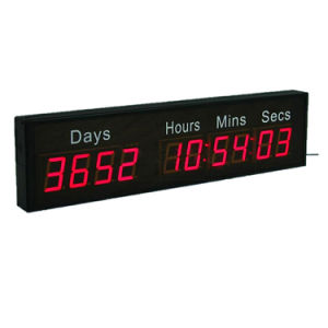 2.3 Inch 10 Digit Programmable LED Digital Countdown Timer Clock