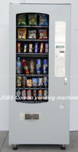 Low-Cost & High Quality Snack and Drinks Combo Vending Machine (VCM3000A) pictures & photos