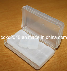Clesr Color Silicone Earplug Moulded pictures & photos