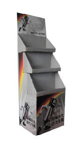 Cardboard Display Stand (RTCD09) pictures & photos