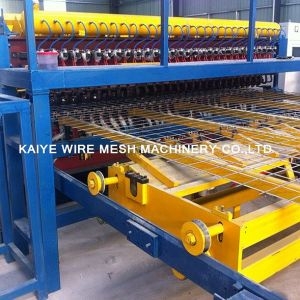 Automatic CNC Fence Wire Mesh Machine pictures & photos