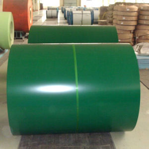 Coated Surface with Galvanized Steel Coil for Ral6002 pictures & photos