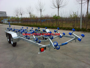 Galvanized Tandem Axle Boat Trailer (TR0230) pictures & photos