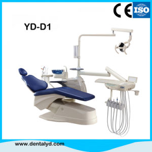 Compeleted Dental Unit with LED Sensor Lamp