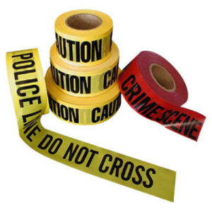 PE Warning Tape Caution Tape pictures & photos