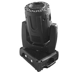 200W LED Spot And16*10 LED Wash Moving Head