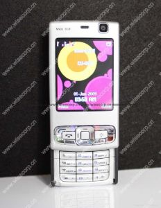Quad Dual Phone Mini N95 China Band Sim Slide 8gb Mobile