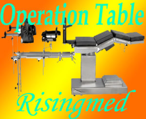 C-Arm Electric Operation Table, Operating Table, With Hanging Tractor pictures & photos
