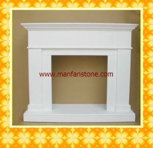 Granite, Marble Fireplace
