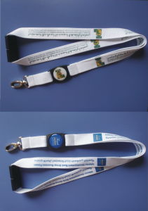 Silk Screen Lanyard (SSL-002)
