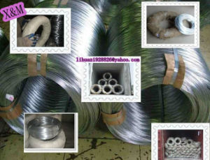 800-2000kg Big Coil Galvanized Iron Wire (XM-G7) pictures & photos