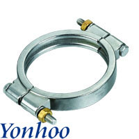 Stainless Steel High Pressure Clamp
