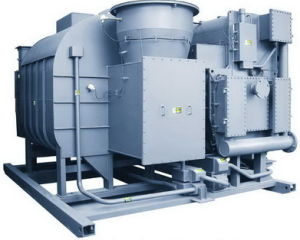 Flue Gas Operated Absorption Chiller (2000)