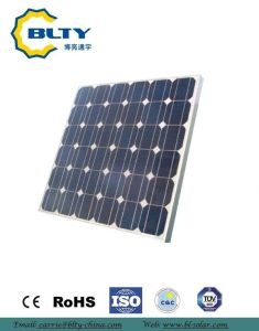 100W Mono Solar Panel with 36PCS Cells pictures & photos