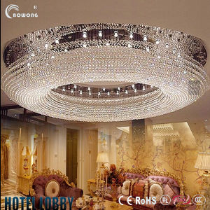 China hotel lobby big chandelier decoration bh ml034 china big hotel lobby big chandelier decoration bh ml034 aloadofball Image collections