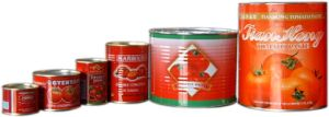 High Quality Canned Tomato Paste 2200g