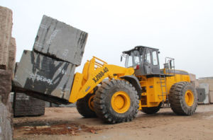 CE Approval Diesel Forklift Wheel Loader for Sale