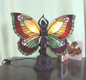 Art Tiffany Table Lamp 746 pictures & photos