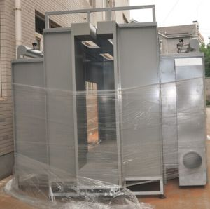 Manual Powder Coating Spray Booth pictures & photos