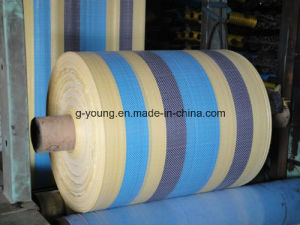 Color Polypropylene Woven Tubular Fabric in Roll