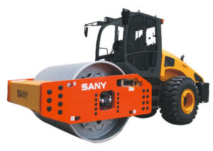 single drum compactor for sale