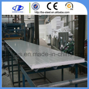 EPS Sandwich Wall Panel Production Line for The Prefab House pictures & photos