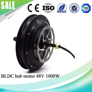 Jb-205-35 48V/48V 1000W / 1kw Electric Bike Wheel Hub Motor