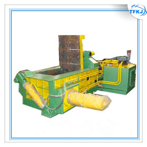 Tfkj Hydraulic Automatic Metal Baler Metal Compressor Machine pictures & photos