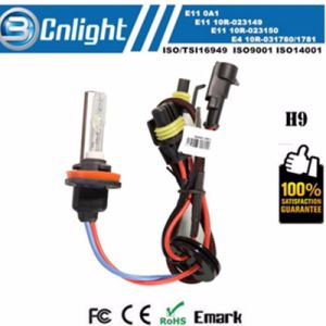 Car HID Xenon Conversion Kit 12V 35W 55W H7 6000K Slim Ballast Headlight Single Beam High