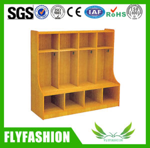 Wholesale Wooden Shoe Toy Storage Cabinet for Kids (SF-125C) pictures & photos