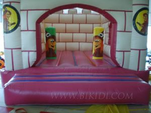 Inflatable Jumping Castle, Inflatable Toys, Inflatable Bouncy Castle for Girl (B1056) pictures & photos