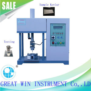 Safety Shoese Compression & Puncture Testing Machine (GW-049B) pictures & photos