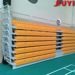 Jy-750 Factory Price Outdoor/Indoor Retractable Bleacher Seats pictures & photos