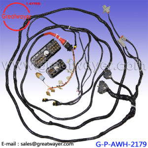 Fabulous China Ew 60C Volvo Excavator Cabin Wire Harness China Cabin Wire Wiring Cloud Hisonuggs Outletorg
