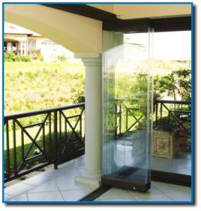 Topbright Weather-Resistant Frameless Stacking Sliding Glass pictures & photos
