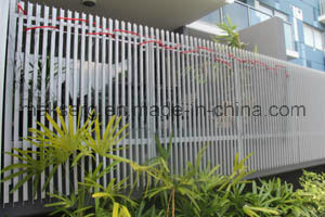 Safety Steel Fence Grating for Garden and Villas pictures & photos