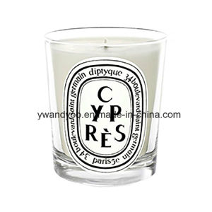 Pure Scented Soy Wax Candle in Glass