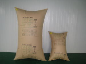 Inflatable Kraft Paper Dunnage Air Bags for Container pictures & photos