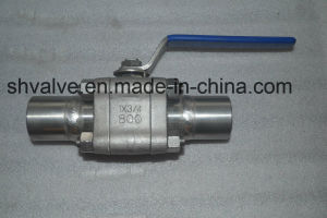 Thread Ends Stainless Steel Ball Valve