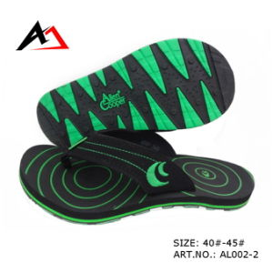 Slipper Shoes Leisure Cheap Fashion Footwear for Men (AL002-2) pictures & photos
