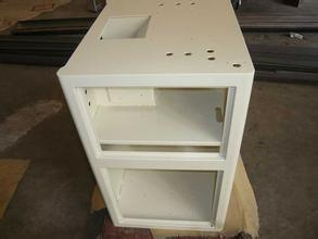 Custom Made Metal Cabinet/Sheet Metal Fabrication/Office Furniture (GL031) pictures & photos
