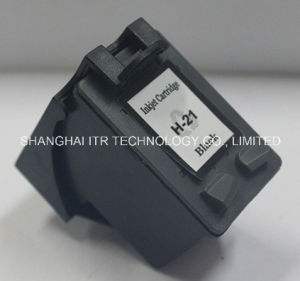 Remanufactured Ink Cartridge for HP21 (C9351A) for Use in 3910/3915/3930/3930V/3940/3940V
