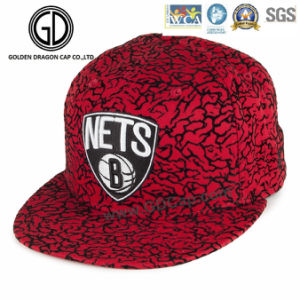 2016 Great Fashion Basketball Sports Team Snapback Cap with Embroidery pictures & photos