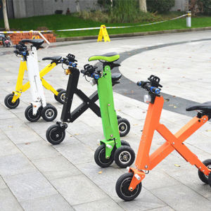 New Concept X Bird Folding Portable Electric Scooter Mobility Scooters For Green Vehicle 3 Wheels