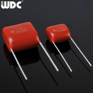 Cl21 Metallized Polyester Film Capacitor-Mkt